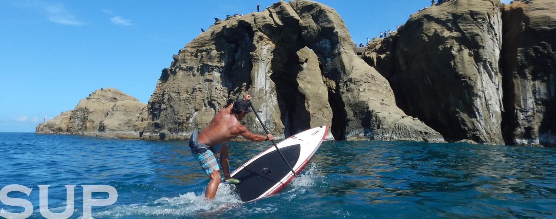 立式划槳SUP