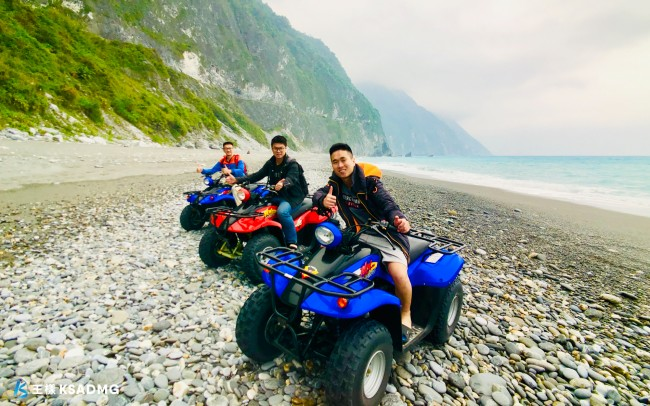 【沙灘車】清水斷崖帥一波,狂野沙灘車自駕體驗