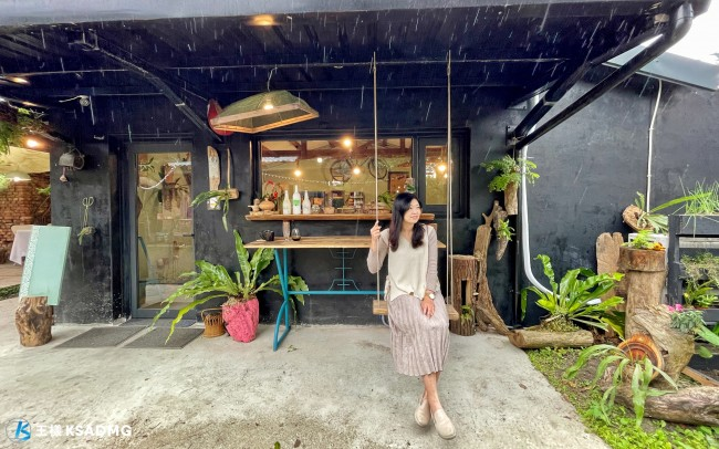 【觀光休閒】宜蘭廢墟餐廳環保DIY,海景餐食雙享受