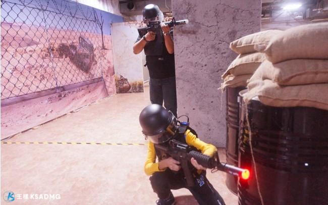 【射擊對戰】城市化為戰場,刺激仿真槍爭鋒對戰