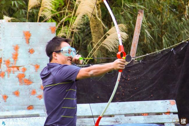 【射箭】神射手就是你,飢餓遊戲弓箭對戰
