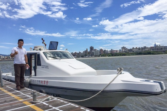 【遊艇駕照】航行夢想!台北遊艇動力小船營業級駕照考試