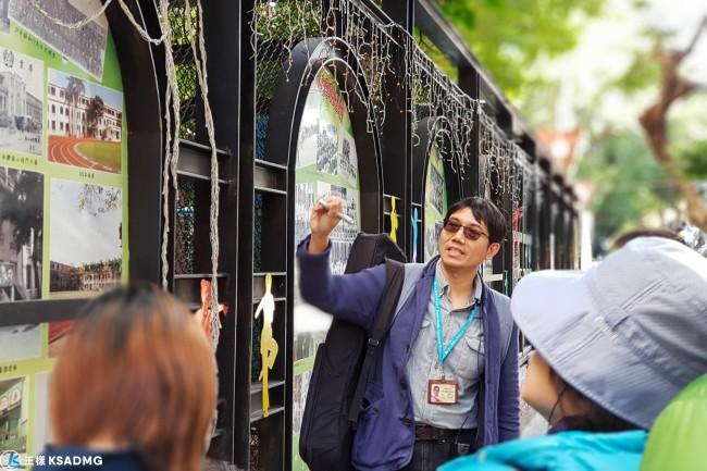 【城市散步】大稻埕徒步導覽,領略老街區的舊故事與新生命