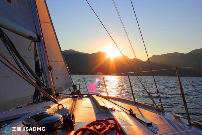 【帆船】悠揚出航! 墾丁重型帆船自駕體驗