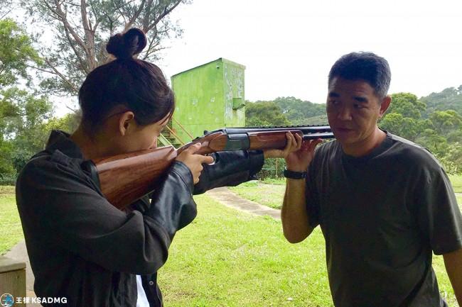 【飛靶】真槍實彈 ! 林口國家級飛靶射擊體驗