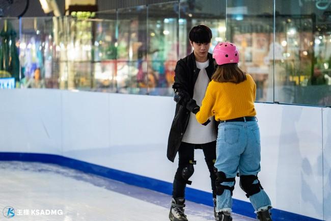 【滑冰】圓山冰星球滑冰券,買一小時送一小時