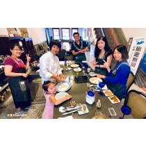 【觀光休閒】台灣旅遊廚房,迪化街老房子美食饗宴