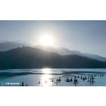【SUP】日月潭划SUP,夢幻湖景獨特體驗