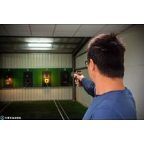 【空氣手槍】奧運標準 ! 空氣手槍10米射擊(40發)