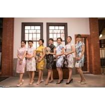 【文化體驗】大稻埕旗袍換裝,帶您重回1920年華