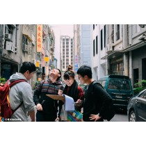 【城市散步】玩耍大稻埕,街頭解謎、認識在地一次滿足