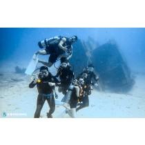 【潛水】海面下的世界,東北鼻頭角潛水半日體驗