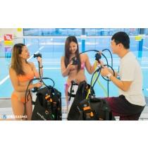 【潛水】亞洲第一潛水旅館 – 台中潛立方室內潛水