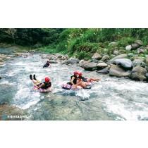 【漂流】親子輕鬆水上漂,宜蘭南澳溪漂流體驗