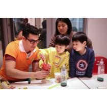 【孩童成長6~10】在英文中動手做,超級科學家Super Scientist
