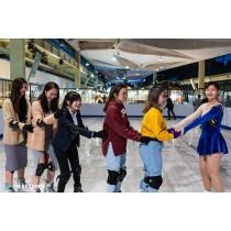 【滑冰】圓山冰刀滑冰團體課,無壓力輕鬆學習