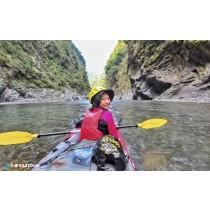 【獨木舟】冬季限定!南投巴庫拉斯露營獨木舟