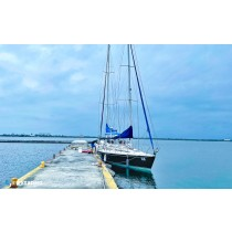 【帆船】悠揚出航,大鵬灣50呎帆船體驗