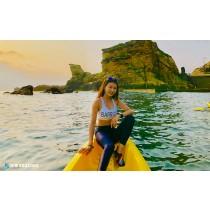 【獨木舟】萬里駱駝峰,絕美維納斯海岸獨木舟
