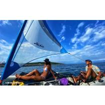 【風帆獨木舟】奇幻漂流之旅|小琉球風帆獨木舟環島團