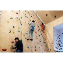 【攀岩】風華大稻埕,室內老屋攀岩挑戰
