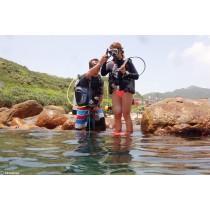 【PADI】台北也能學潛水! 開放水域潛水員證照課程