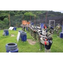 【企業專案】槍林彈雨!漆彈團體生存戰