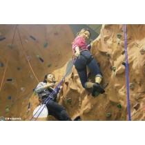【攀岩】肌耐力大考驗,手腳併用室內攀岩樂