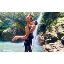 【溯溪】北部最強,宜蘭南澳金岳瀑布刺激溯溪跳水
