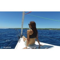 【帆船】悠揚出航,墾丁重型帆船自駕體驗