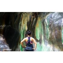 【野溪溫泉】翡翠仙境,台東栗松野溪溫泉秘境探索