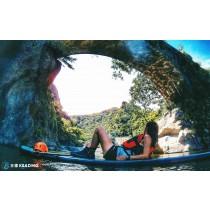 【SUP】花蓮秘境水母丁划SUP,窺探東海岸美麗面紗