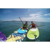 【SUP】花蓮也有新玩法,用SUP體驗山海壯闊-美崙灣