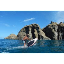 【SUP】絕美秘境象鼻岩 – 基隆深澳岬SUP體驗