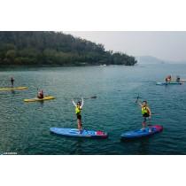 【SUP】日月潭划SUP,夢幻高山湖景獨特體驗
