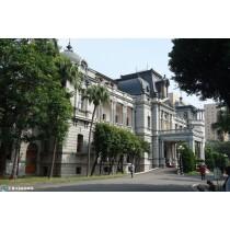 【城市散步】台北賓館(入內參觀)與台大醫院舊館